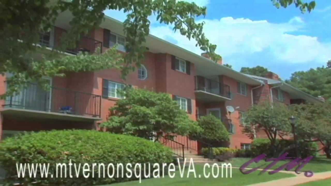 Mount Vernon Square Apartments | Apartment Complex Tour | Alexandria, VA