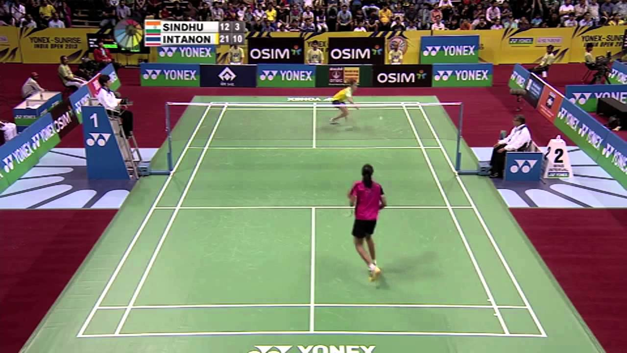 SF WS Highlight Pusarla Venkata Sindhu vs Ratchanok