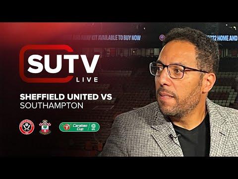 Sheffield United 2-2 Southampton | SUTV Live | Post-match Show with Carl Asaba