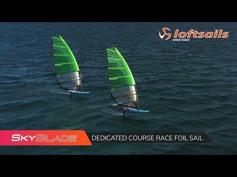Loftsails 2021 Skyblade - Dedicated Course Race Foil Sail