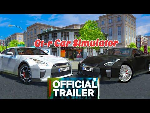 Gt-r Car Simulator Official Trailer