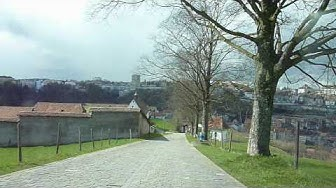Switzerland 140 (Camera on board): Fribourg (basse-ville, pont de St-Jean/Milieu), La Lorette