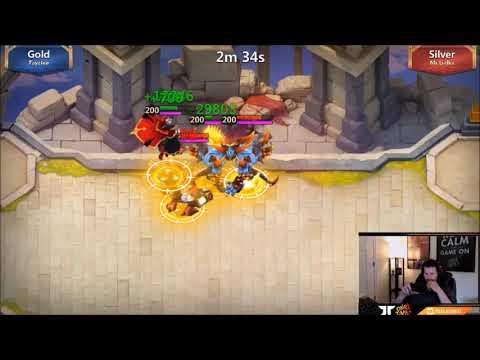 JT's Free 2 Play Squad Showdown ITS GOIN DOWN Day 3! Castle Clash
