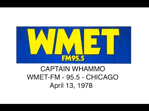 Captain Whammo WMET-FM 95.5 Chicago 4/13/78 RADIO AIRCHECK