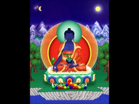Medicine Buddha Mantra - Lama Gyurme and Jean-Philippe Rykiel