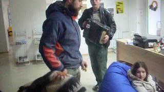Волонтеры в Рубежном, ч. 1