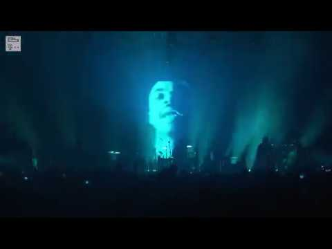 Gorillaz feat.  Vince Staples - Ascension - live w Londynie
