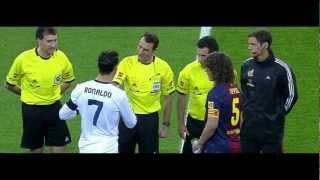 Cristiano Ronaldo Vs FC Barcelona Home - CDR (English Commentary) - 12-13 HD 1080i By CrixRonnie