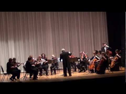 Mendelssohn: String quartet in A, 3rd movement / Rachlevsky • Chamber Orchestra Kremlin