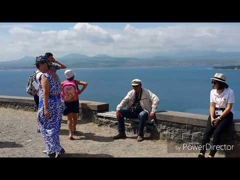 Ереван Часть 9 Озеро  Севан - жемчужина Армении
