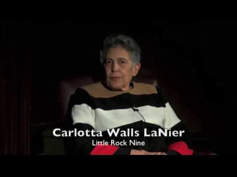 Carlotta Walls LaNier (2017) on Little Rock Nine
