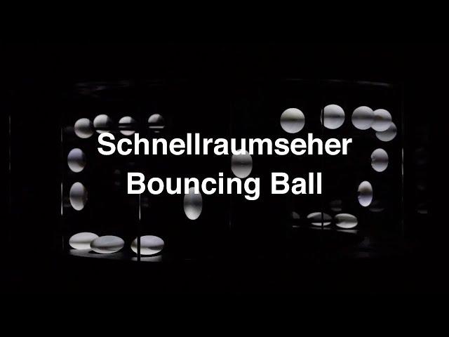 Schnellraumseher: Bouncing Ball