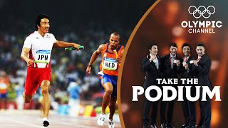 Winning an Olympic Medal 11 Years Later – Ep. 3 ft. Japan's 4x100m relay | Take The Podium