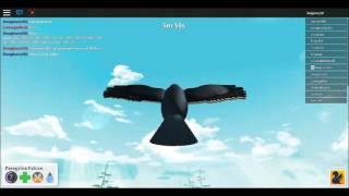 Bird Simulator!! Peregrine Falcon!!| ROBLOX