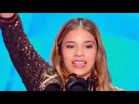 RIVKAH Is The Youngest Professional DJ Of Brazil Watch Her Set On France's Got Talent !