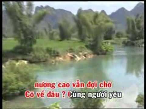 (Ca nhac Cao Bang) Co Giao Tay Cam Dàn Len Dinh Nui.avi