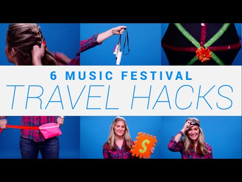 6 Music Festival Travel Hacks You Need to Know