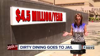 Dirty Dining goes to Clark County Detention Center
