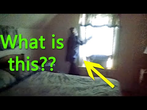 Paranormal Apparitions Caught