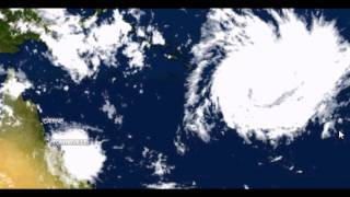Tropical Cyclone Yasi  - 30th  JAN 2011