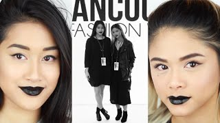 GRWM + OOTD: FASHION WEEK | ToThe9s
