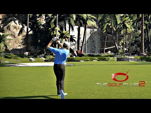 The Golf Club 2 Society Events #2 - Tropic Falls Birthday Round (PS4 Pro Gameplay)