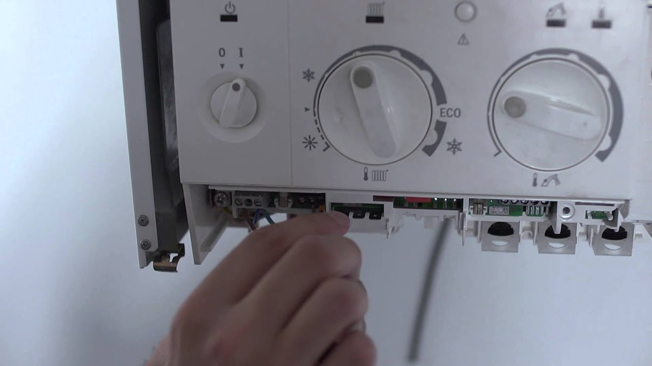 Remplacement D Un Thermostat Sans Fil Netatmo Thermostat Youtube
