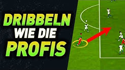 SO DRIBBELST DU WIE EIN ESPORTLER| Fifa 20 Dribbling Tutorial, Chemistry Styles & Spieler