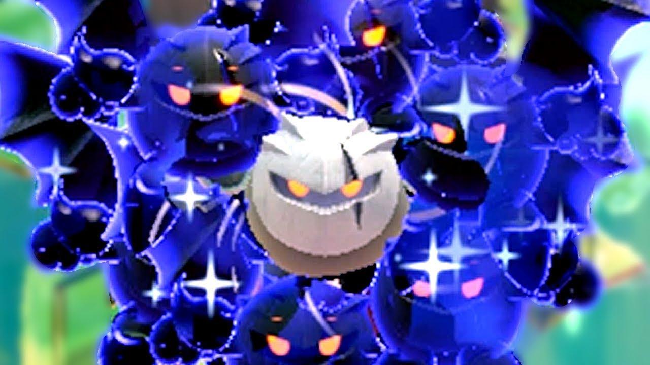 Dark Meta Knight Vs. Meta Knight The Ultimate Boss Battle - Kirby Star Allies