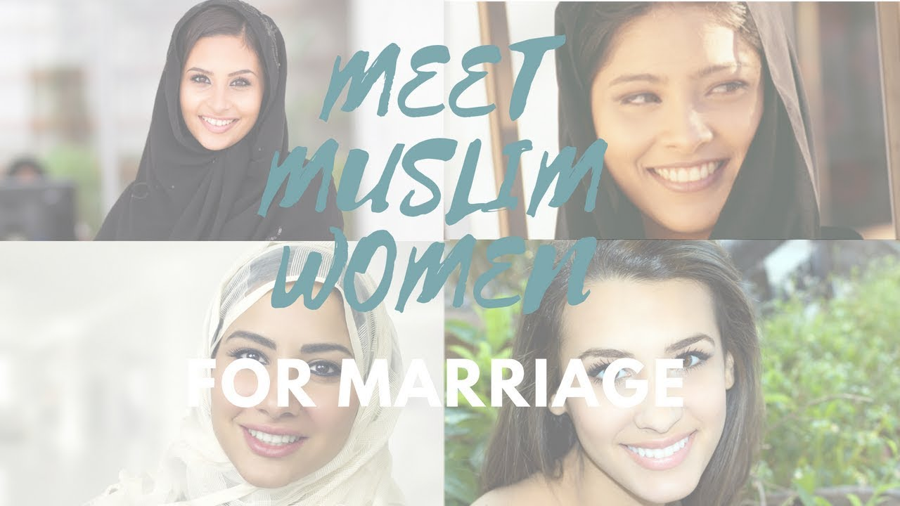 Meet muslim women
