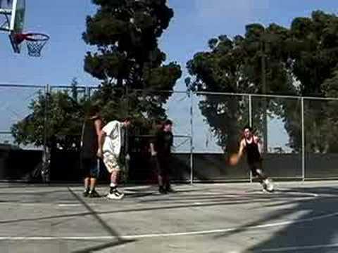 Santa Monica basketball