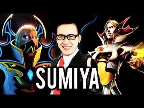 Dota 2 Sumiya Invoker Combo, Combo, Combo Catalysm!!!