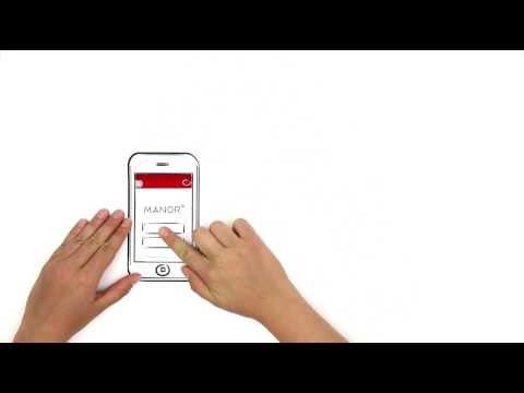 Manor è il primo dettagliante svizzero a proporre il pagamento «mobile» ai propri clienti (IMMAGINE/VIDEO)