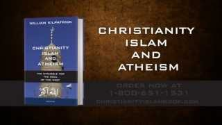 Christianity, Islam and Atheism: The Struggle for the Soul of the West - Book Trailer