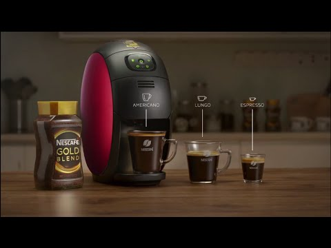 nescafe gold blend how to make