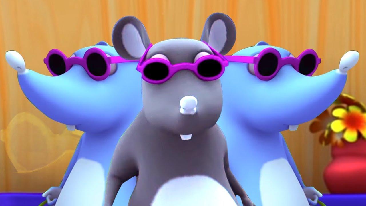 Drei Blinde Mäuse