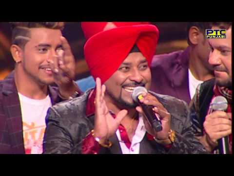 Lehmber Hussainpuri Singing Saddi Gali | Live | Voice Of Punjab Season 7 | PTC Punjabi