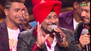 Lehmber Hussainpuri singing Saddi Gali Live Voice Of Punjab