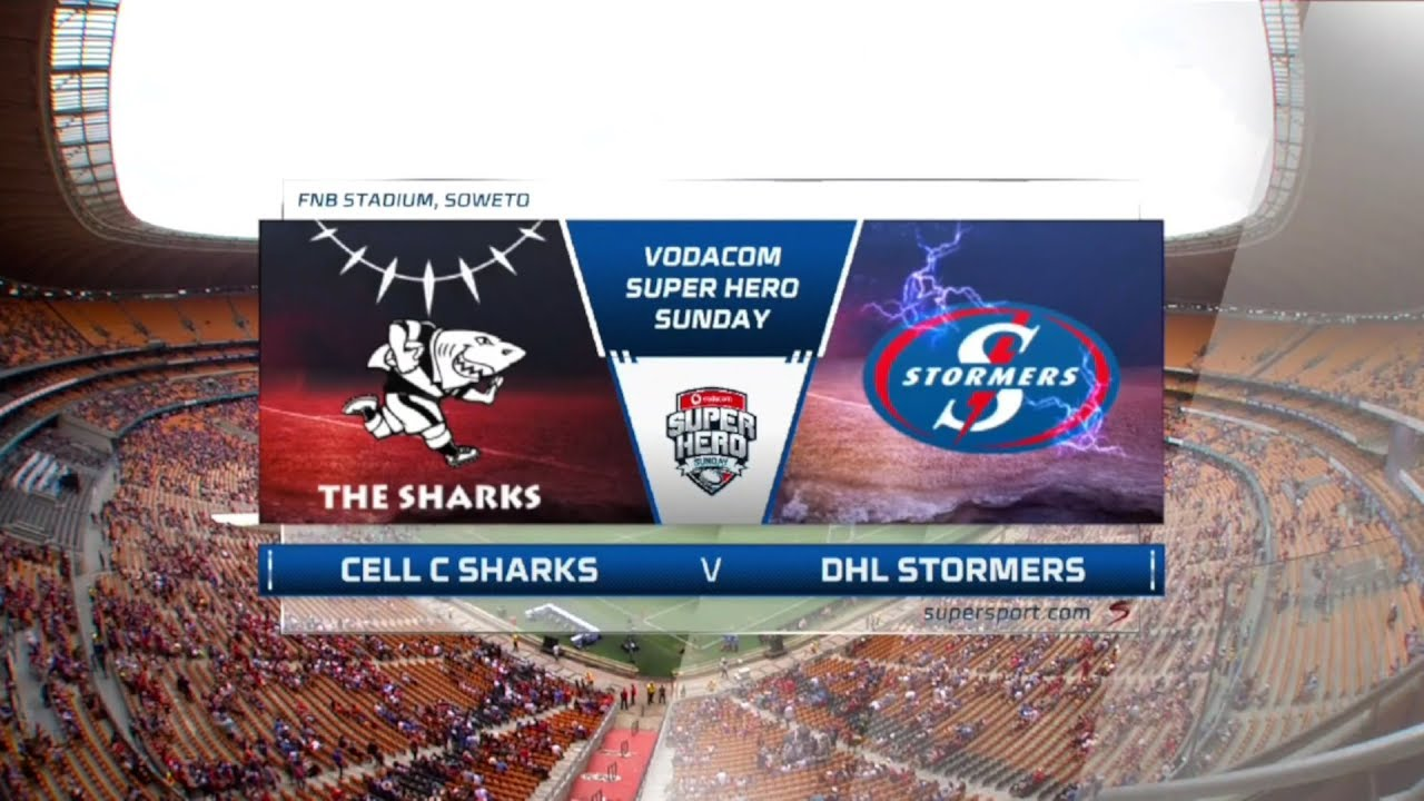 Vodacom Super Hero Sunday | Cell C Sharks v DHL Stormers | Highlights - SuperSport