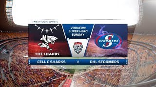 Vodacom Super Hero Sunday | Cell C Sharks v DHL Stormers | Highlights