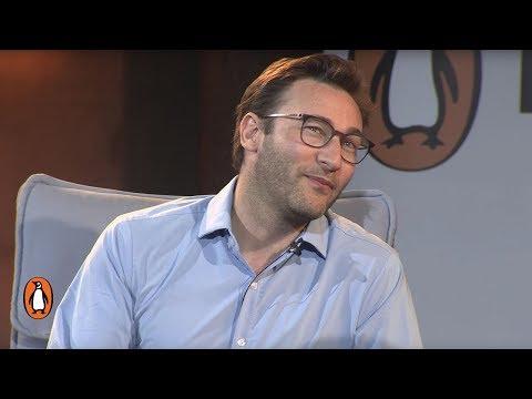 Simon Sinek in conversation with Reggie Yates