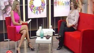 Sibel Arna Beautiful Turkish Tv Presenter 23.02.2013