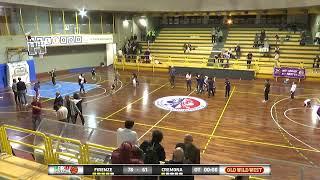 SERIE B PLAYOFF - All Food Fiorentina Basket Firenze VS Juvi Cremona 1952 Ferraroni