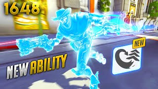 Looks like Cassidy got some new abilities.. 👀  Overwatch Daily Moments Ep.1648