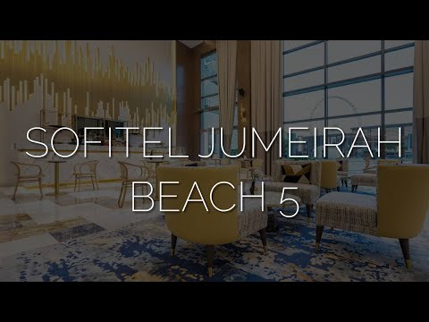 Дубай 2021 после карантина, обзор отеля Sofitel Dubai Jumeirah Beach 5