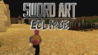 Roblox Sword Art Eclipse 1 - The Grind