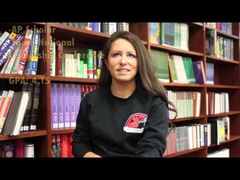 Principal's Scholarship - Lauren Rodolico