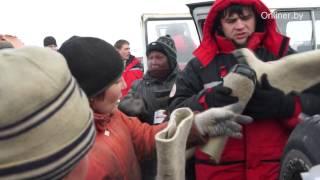 Жизнь на минской свалке: короли среди бомжей.