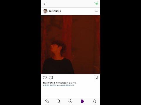 TXT (투모로우바이투게더) 'Magic Island' Official Teaser - 태현 (TAEHYUN)