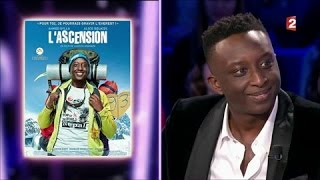 Ahmed Sylla - On n'est pas couché 14 janvier 2017 #ONPC streaming